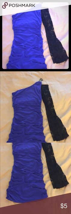 Blue dress Good condition Dresses