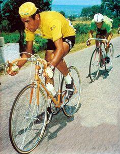 TDF 1971, Luis Ocana et Cyrille Guimard