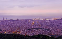 Waking up in Barcelona, Spain