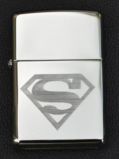 Cool Zippos, Japanese Crane, Cigar Lighters, Zippo Lighter, Polished Chrome, Superman, Cool Stuff, Sterling Silver, Antiques