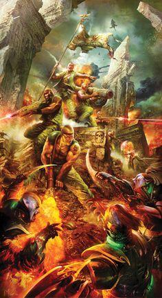 Fantasy Flight Games [News] - The Guardsman's Handbook