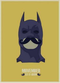 Movember: Saiba o que é Movember e deixe o bigode crescer