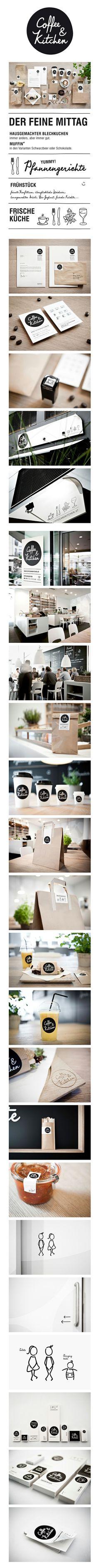 Coffee & Kitchen Identity Project moodley brand identity www.moodley.at