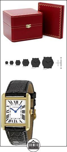 Cartier W5200002 - Reloj para mujeres  ✿ Relojes para mujer - (Lujo) ✿