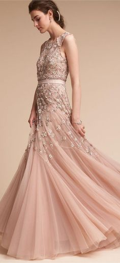 e9133069be Beautiful Dusty Rose Wedding Ideas That Will Take Your Breath Away. Fall Wedding  DressesBridal ...