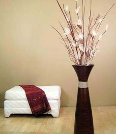 top 14 tall floor vase decoration ideas more - Decorative Floor Vases