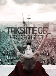 Come to Taksim #occupygezi #occupyturkey #direngezi