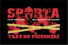 Sparta Fitness and Martial Arts Tampa Florida battle line do not cross