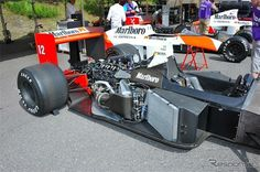 To this day, the McLaren-Honda MP4/4 remains the most dominant racing car in Formula 1 history. Designed by Gordon Murray and Steve Nichols, McLaren won 15 of the 16 grands prix in the 1988 season with this car, finishing 1-2 in a record breaking 10 races. At the end of the season, they were at 199 points; Ferrari, at a distant second, with a meagre 65.