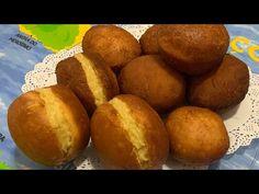 Bolas de Berlim Recheadas com Creme de Côco - YouTube Marie Biscuit Cake, Portuguese Recipes, Portuguese Food, Make It Yourself, Youtube, Candy, Cookies, Baking, Saints
