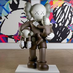 #hypelife: @kaws has officially launched his first UK museum exhibition with Wakefield's @yspsculpture. The show will be on display from today until June 12. Photo: @jontywilde by hypebeast
