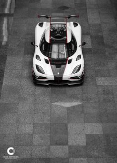 Appointment with a Koenigsegg One:1