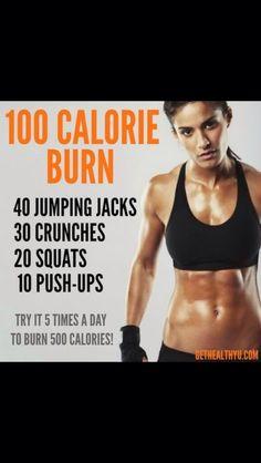 Burn 100 Calories So Easy.!! #Health #Fitness #Trusper #Tip