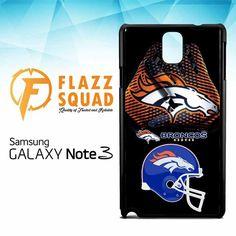 Denver Broncos Logo X4202 Samsung Galaxy Note 3 Case