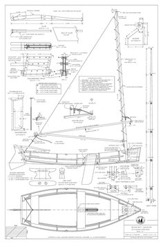 Bevin's Skiff Particulars LOA Beam Draft at 240 lb displacement (board up) (board down) Sail area (as shown) 52 sq ft Capacity 450 lbs Flat Bottom Boats, Boat Design, Yacht Design, Speed Boats, Power Boats, Plywood Boat Plans, Best Boats, Boat Building Plans, Love Boat