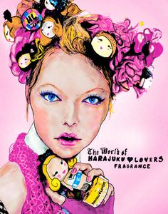 Fashion Illustration By Danny Roberts