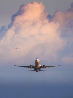 LH Airbus A340-600.