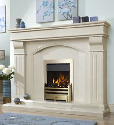 The Verine Orbis Plus open fronted gas fire is Verines first full depth open-fronted high efficiency gas fire. Meaning you can now achieve the look of a real open coal gas fire at an incredible net efficiency. Flueless Gas Fires, Coal Gas, Electric Fires, Orbis, Heat Exchanger, Open Fires, Radiant Heat, Canopy, Lights