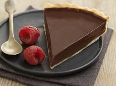 Tarte au chocolat - La Table à Dessert