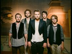Bucklet List: To see these guys one day  One Republic