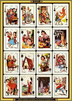 Playing cards - Naipes colección