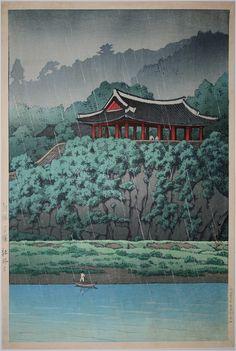 川瀬巴水 - Hasui Kawase