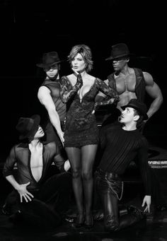 Lisa Rinna as Roxie Hart (2007)
