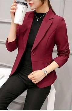 Best and Stylish Business Casual Work Outfit for Women – Nice jacket. – Best and Stylish Business Casual Work Outfit for Women – Nice jacket. Spring Work Outfits, Casual Work Outfits, Modern Outfits, Office Outfits, Work Attire, Work Casual, Office Wear, Casual Office, Semi Casual Outfit Women