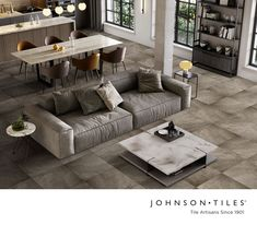 The Geodes tile range brings elegant stone-look design to life. Available in 3 trend-forward shades, this range is exclusive to our customer, Tile Africa. #bespokedesign #tile #tiledesign #stonelook Living Room Modern, Home Living Room, Interior Design Living Room, Living Room Decor, Loft Living Rooms, Modern Minimalist Living Room, Interior Livingroom, Apartment Interior Design, Minimalist Style