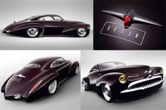 while on the topic of roadsters...  The Holden Efijy Concept Car
