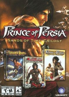 Prince of Persia Sands of Time Trilogy only $10.49! Includes all three acclaimed chapters of the Sands of Time Trilogy -> Prince of Persia:The Sands of Time, Prince of Persia: Warrior Within,  and Prince of Persia: The Two Thrones