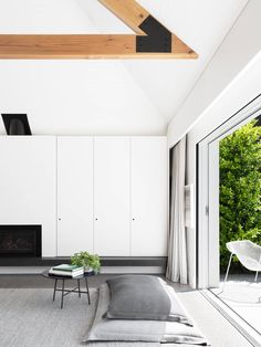 Living Room | Opposites Attract by Pipkorn and Kilpatrick | est living