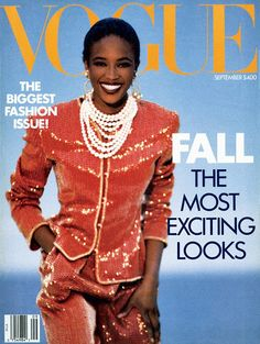 Rhyme: A Look Back: Vogue September Covers Over The Years