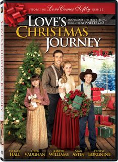 Love's Christmas Journey and The Odd Life of Timothy Green