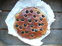 Delicious blog: Pečení bez mouky... Focaccia