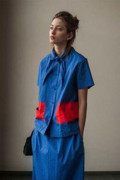 Spring 15 Bio-dynamic: women's casualwear