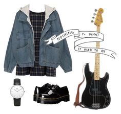 """""""Changes"""" by elanorbrooke on Polyvore featuring Dr. Martens"""