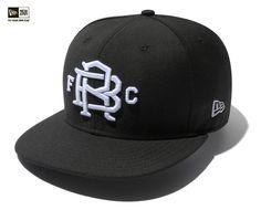 F.C.R.B. x NEW ERA® 59 FIFTY B.B CAP