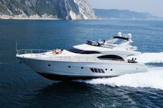 Dominator 680, 3 Cabins, 6 Berths. Available for Charter in Greece.