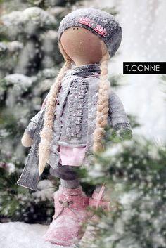 http://beautifulthings-tatcon.blogspot.com/ Tatiana Conne handmade doll