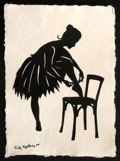 Estampas em preto e branco (p. 101) | Saiba Crafts é facilisimo.com