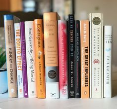 The 10 Books That Have Actually Changed My Life | Thyme is Honey