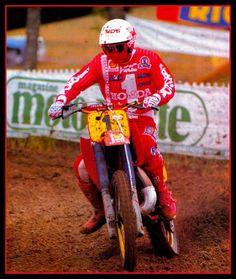 Dave Thorpe # motocross # mx