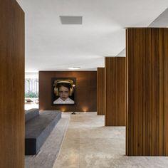 Ipes House by Studio MK27 - Marcio Kogan + Lair Reis / São Paulo, Brazil