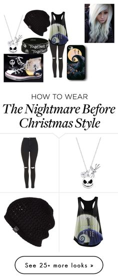 """Untitled #341"" by band-trash-33 on Polyvore featuring Topshop, Converse, Disney and UGG Australia"