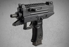 Few firearm designs are as recognizable as UZI. The brand is synonymous with sub-machine guns and is one of the top choices for law enforcement agencies and military forces worldwide. The U.S. consumer market gets a crack at the brand's latest creation with the introduction of the UZI PRO Pistol.Loading that magazine is a pain! Get your Magazine speedloader today! http://www.amazon.com/shops/raeind
