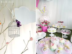 Charming details of our ode to Spring. Lima Limão - festas com charme