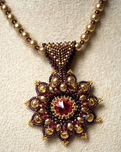 Riverlea Beads: Grenada Pendant