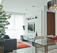 Apartamento de 73 m² ideal para família de quatro pessoas - Casa