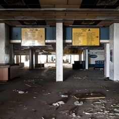 Athens Ellinikon International Airport (closed since - Olympic Airways Terminal Kai, Lost & Found, International Airport, Abandoned Places, Creepy, Art Projects, Aviation, Athens Greece, Airports